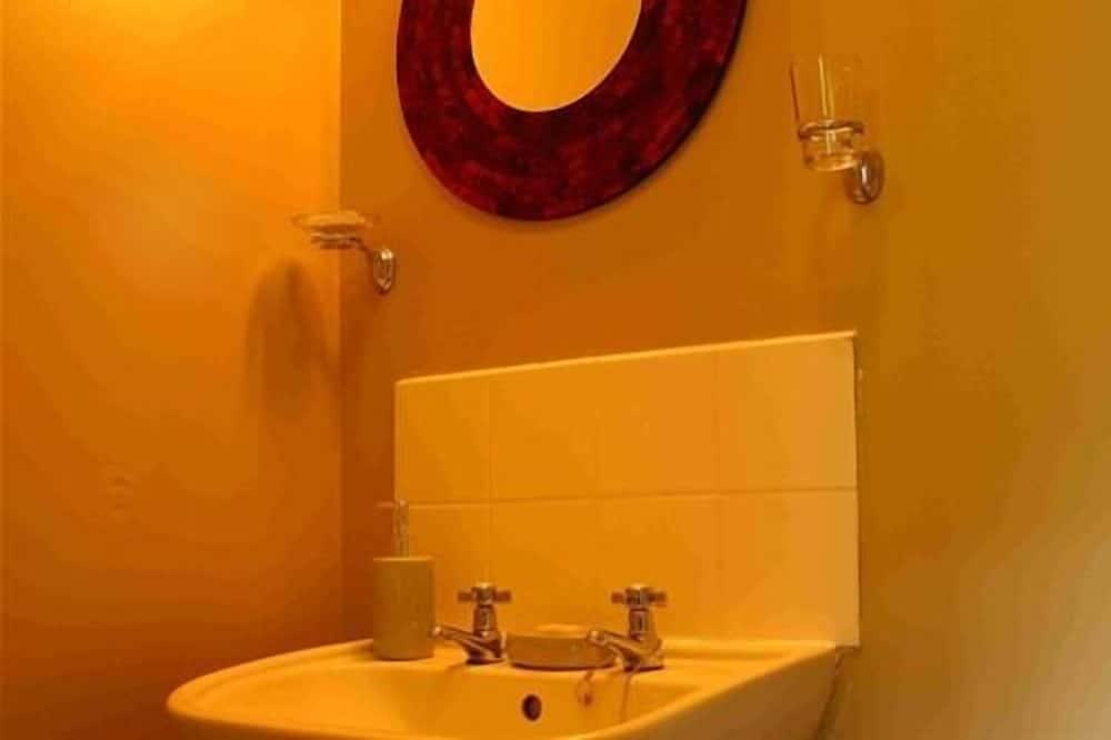 غرفة مزدوجة - بحمام داخل الغرفة (Feathers Room) - حمّام
