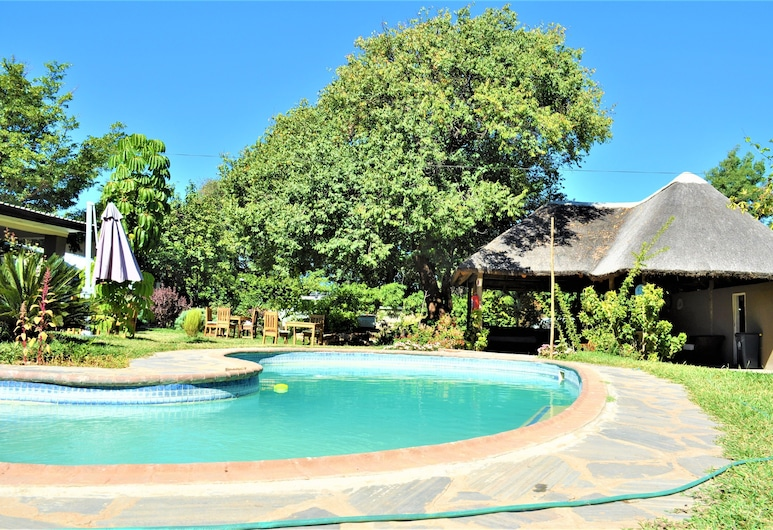 Natwange Backpackers, Lusaka, Pool