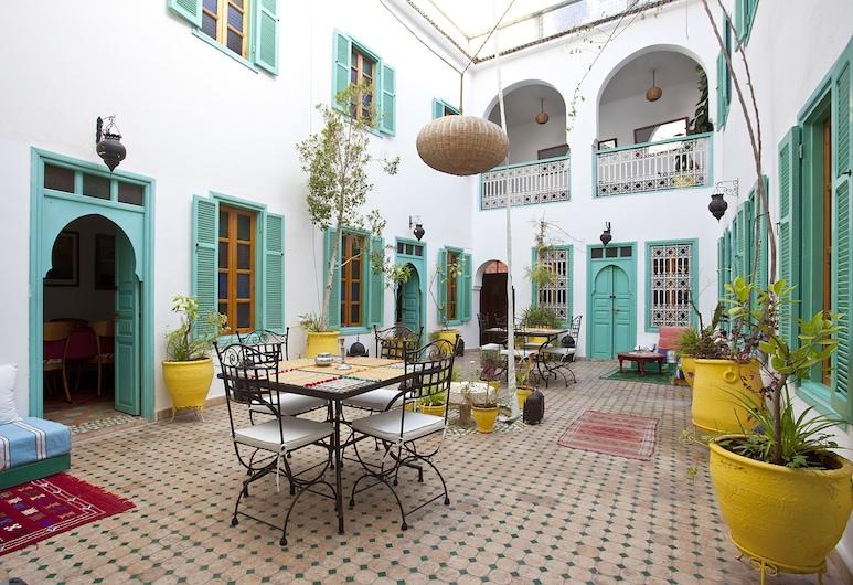 里亞德達爾艾達酒店, Marrakech, 花園