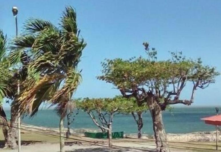 Hôtel des Amandiers, Cayenne, Plaża