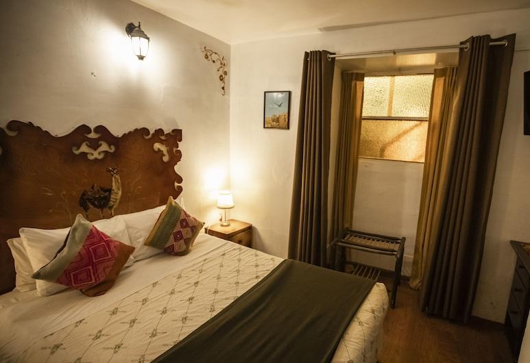 Ecopackers Hostel Cusco, Cusco, Quarto, Casa de Banho Privativa, Quarto
