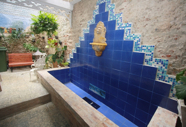 Hotel Fegali Art Boutique, Cartagena, Fountain