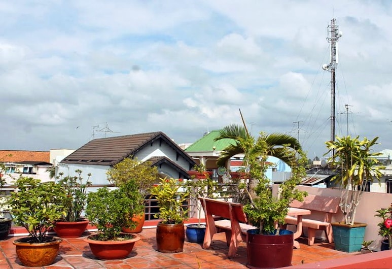 Murray Guesthouse, Chau Doc, Terras