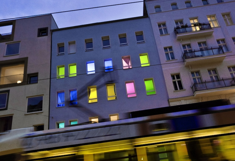 Old Town Hostel Berlin, Berlino, Facciata hotel