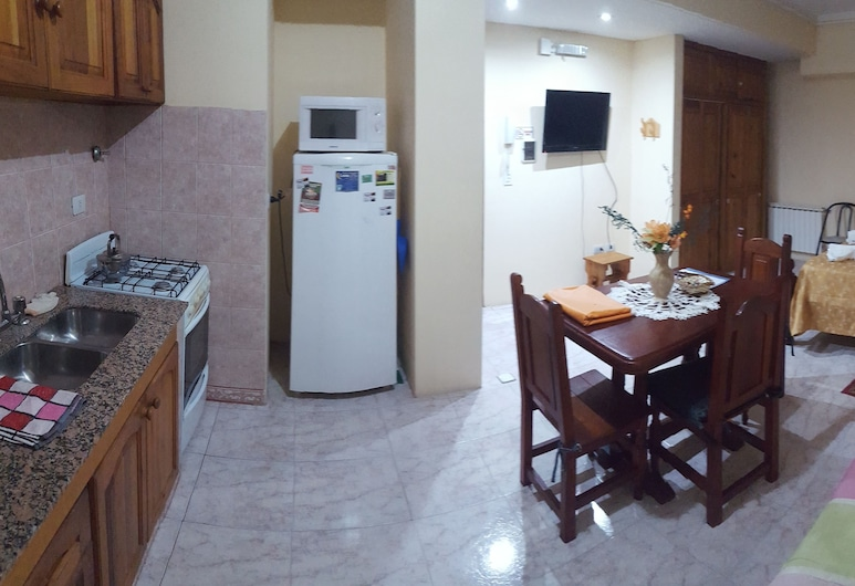 Complejo el Puente, Puerto Madryn, Trokrevetna soba, Soba za goste