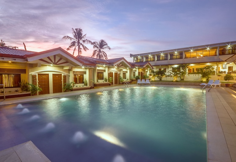 Rema Tourist Inn, Puerto Princesa, Piscina