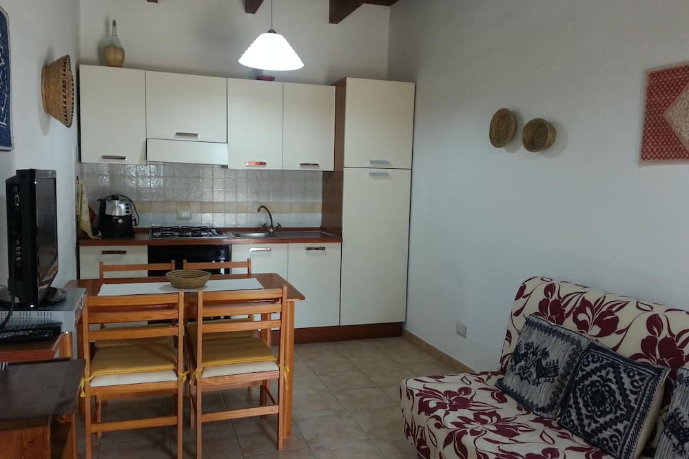 Apartment, 1 Schlafzimmer (2 pax) - Wohnzimmer