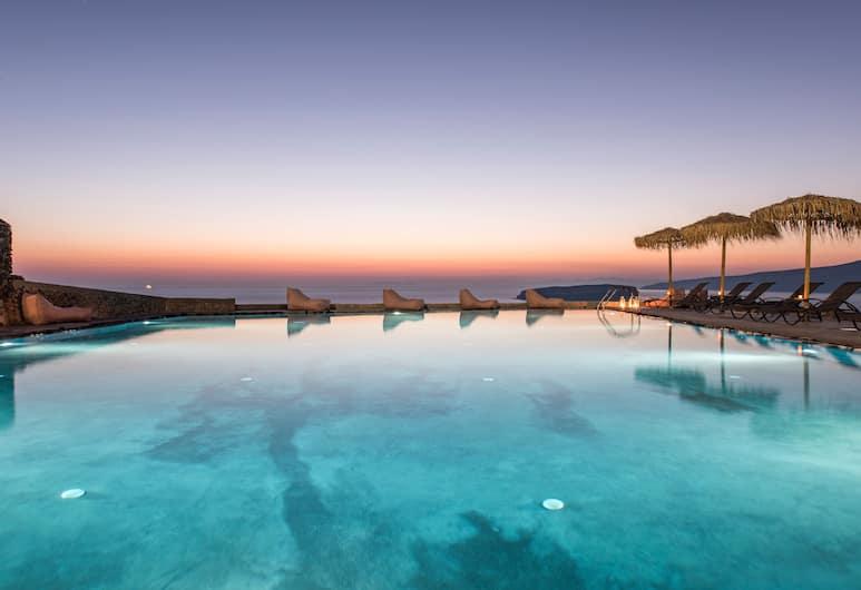 Cavo Santo, Santorini, Outdoor Pool