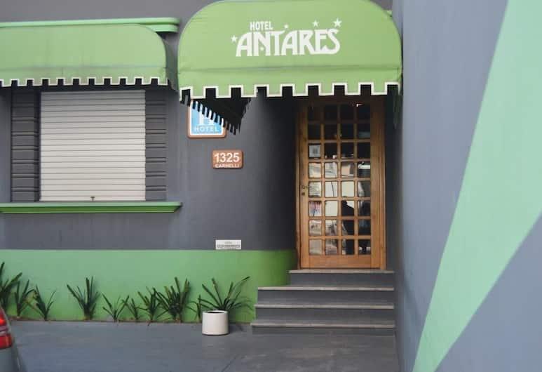 Hotel Antares, Montevideo, Pintu Masuk Hotel