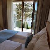 Dobbeltrom – panoramic, balkong - Gjesterom