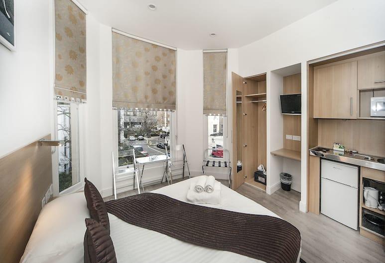 88 Studios Kensington, London, Double Apartment, Rom