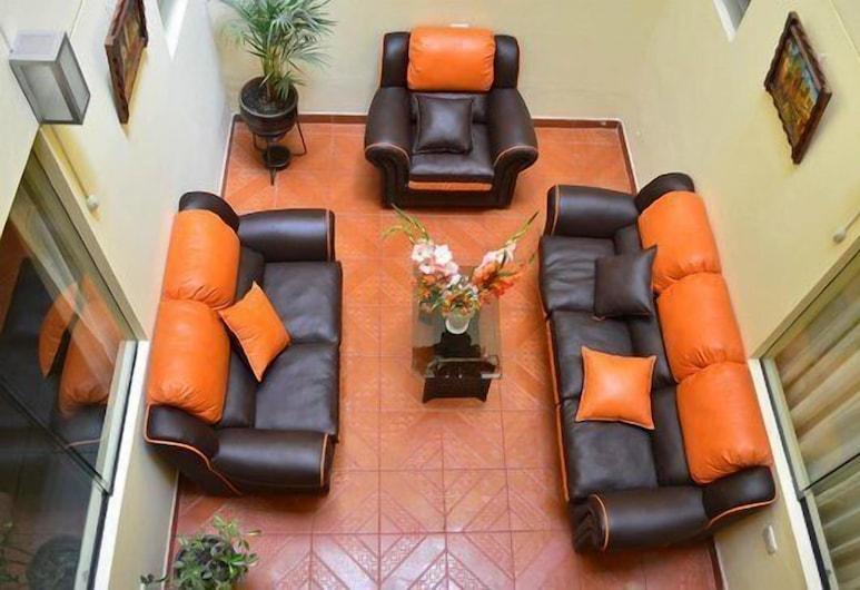 Mallmanya Inn Hotel, Cusco, Lobby Sitting Area