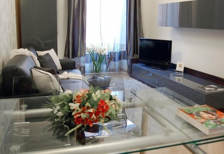 Juffair View Suite, Manama, Suite Eksekutif, 2 kamar tidur, Area Keluarga