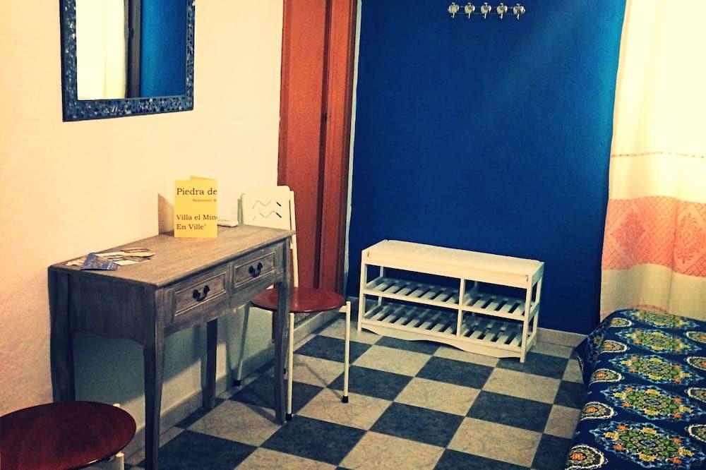 Dubbelrum - kylskåp - Vardagsrum