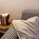 Standard Apartment, 1 Bedroom, Kitchenette - Ruang Tamu
