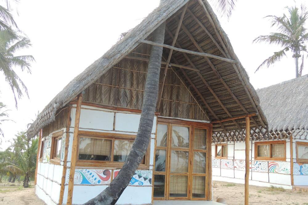 Ексклюзивний будиночок, 1 спальня, суміжна ванна кімната, з видом на море (Cabañas) - Балкон