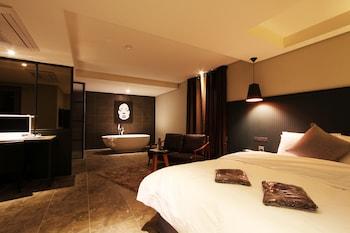 A(z) SR Design Hotel hotel fényképe itt: Yongin
