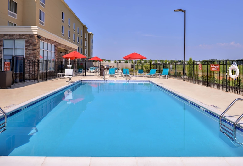 TownePlace Suites Huntsville West/Redstone Gateway, האנטסוויל, מתקני כושר