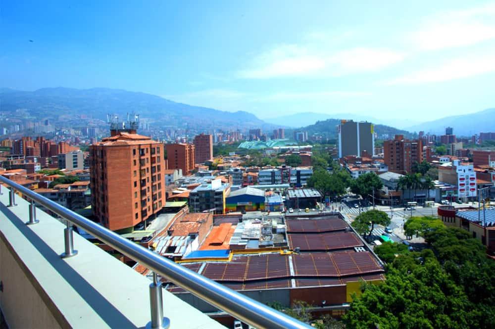 Standardní třílůžkový pokoj - Výhled na město