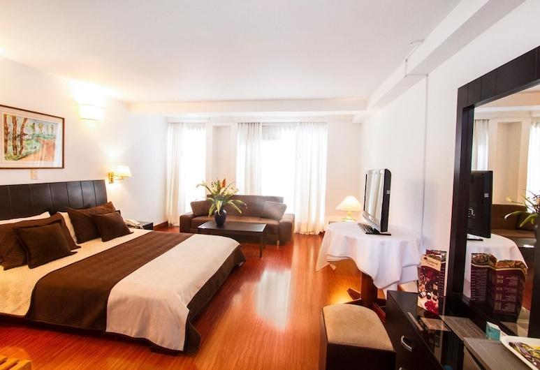 Hotel Galerias, San Juan de Pasto, Guest Room