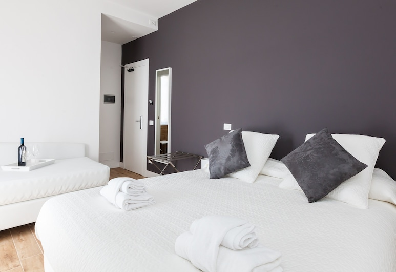 901 民宿, 羅馬, 高級三人房, 客房