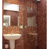 Luxusná dvojlôžková izba, 1 dvojlôžko - Kúpeľňa