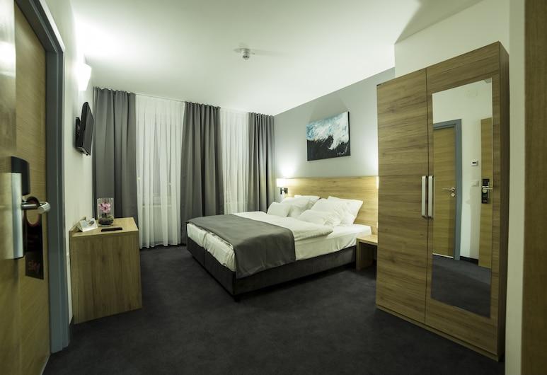 LivInn Hotel, Dortmundas, Standartinio tipo dvivietis kambarys, Nerūkantiesiems, Svečių kambarys