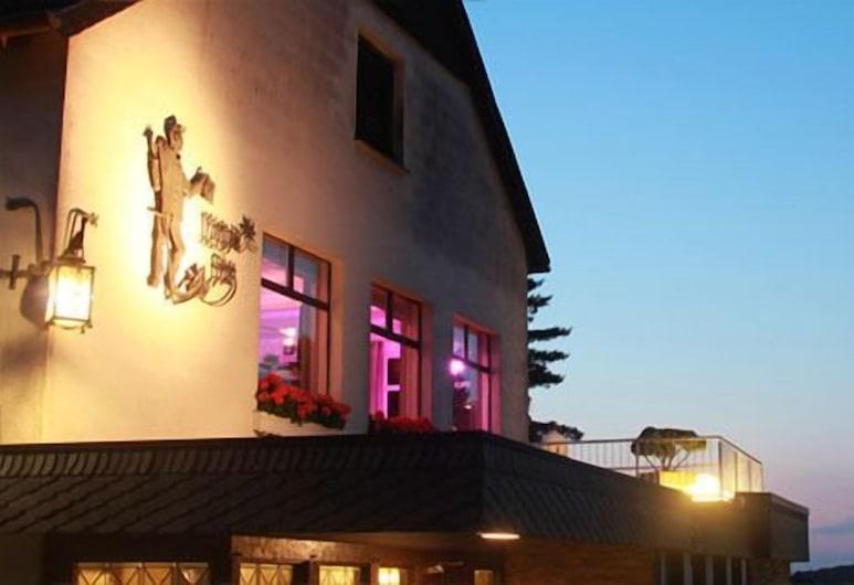 Gasthof Spelsberg, Altena, Hotelfassade