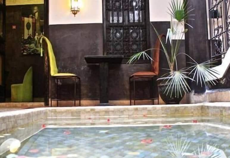 里亞德巴橋傑納酒店, 馬拉喀什, 室內泳池