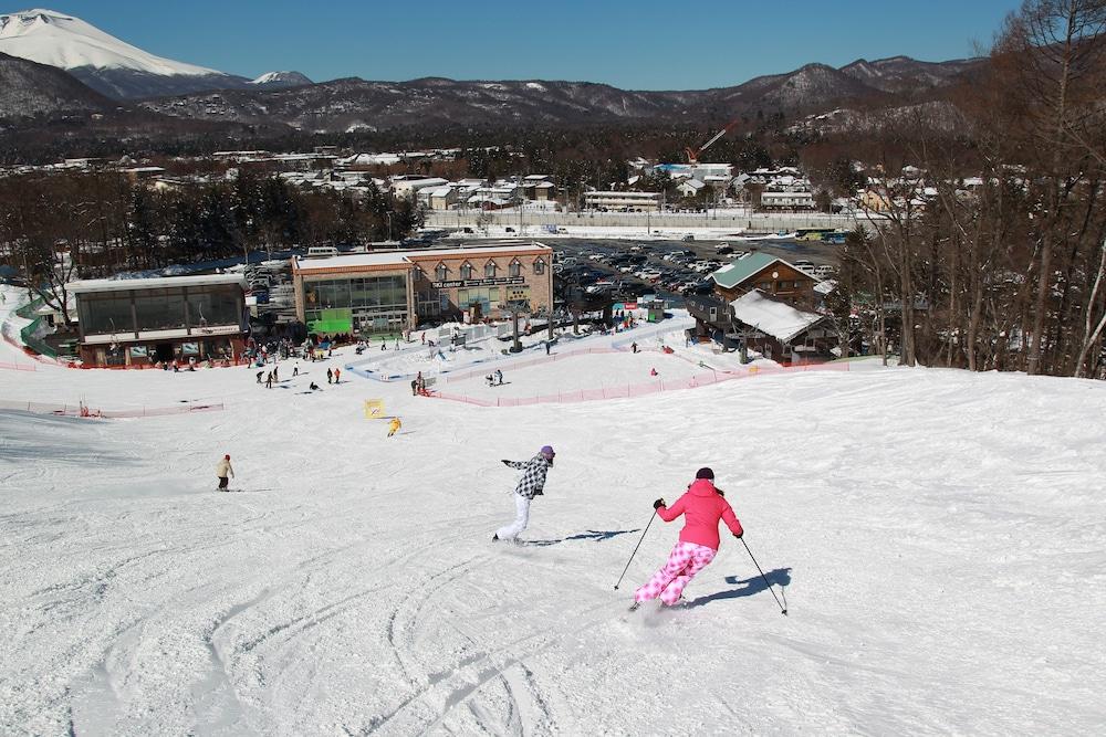 輕井澤東王子酒店, Karuizawa, 滑雪運動