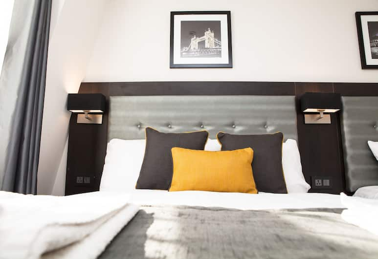 The Tudor Inn Hotel, London, Deluxe Double Room, Guest Room
