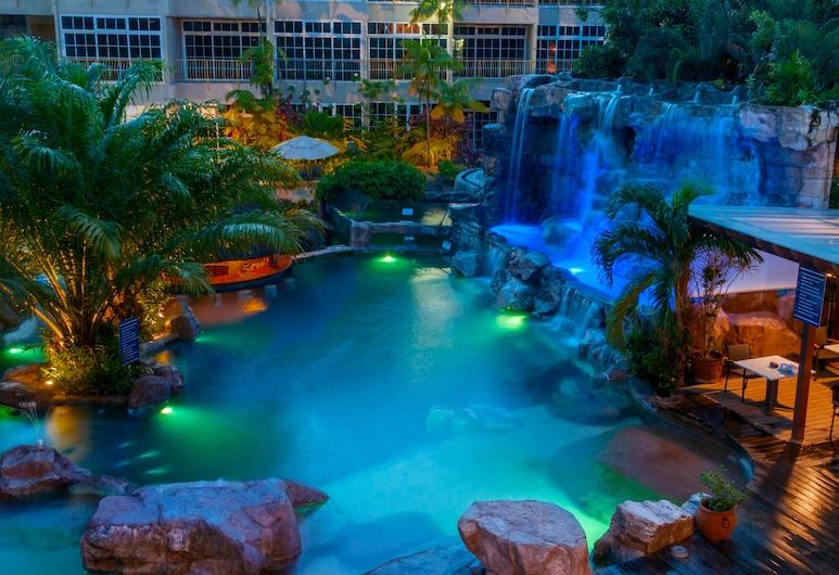 Jacana Amazon Wellness Resort, Paramaribo, Poolbar