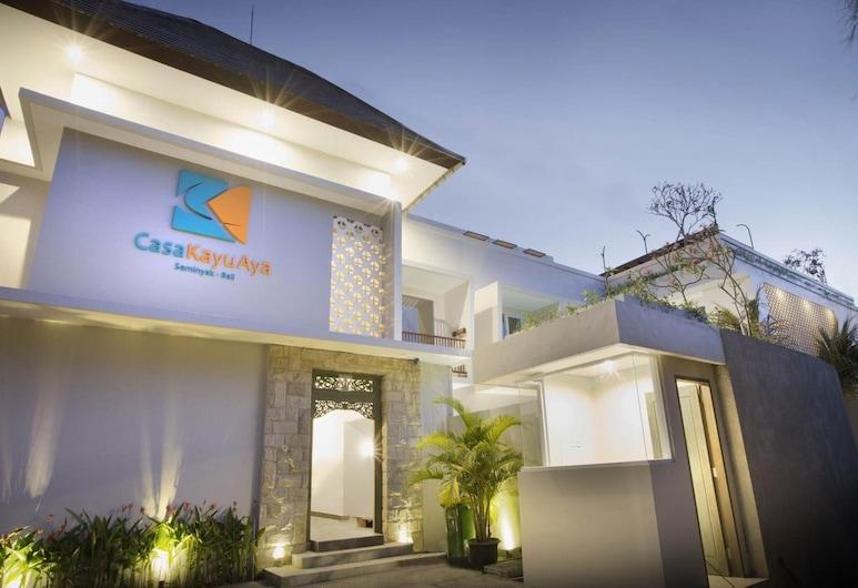 Hotel Casa Kayu Aya, Seminyak