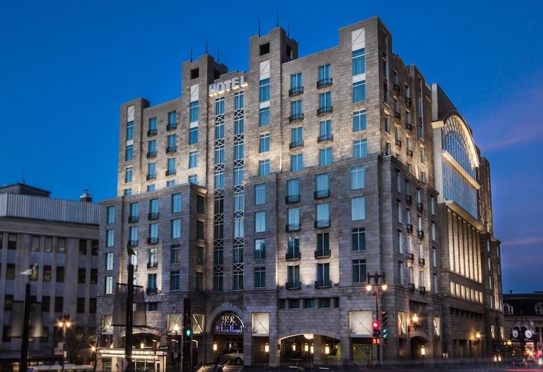 Hôtel Palace Royal centre-ville, Quebec, Hotel Front