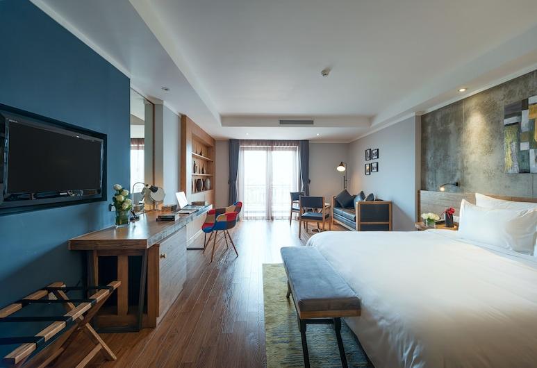Hanoi La Siesta Hotel Trendy, Hanoi,  La Siesta Suite (01 Buffet Lunch Per Stay) , Guest Room View