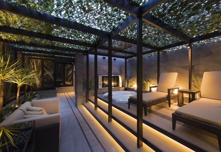萊昂梅谷羅飯店, 東京, 總統套房, 非吸煙房, 城市景觀, 露台