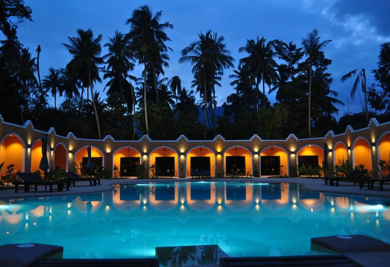 HACIA Leisure Resort, Koh Samui, Outdoor Pool