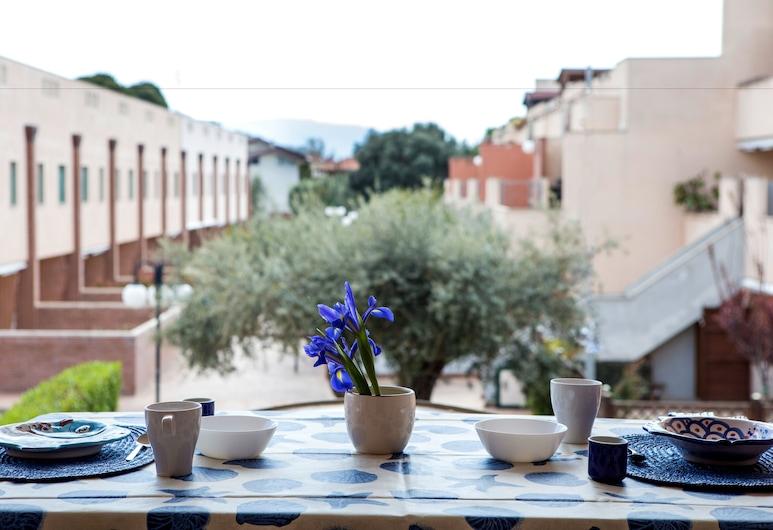Residence Flora, Capaccio Paestum, Appartamento, 1 camera da letto, Terrazza/Patio