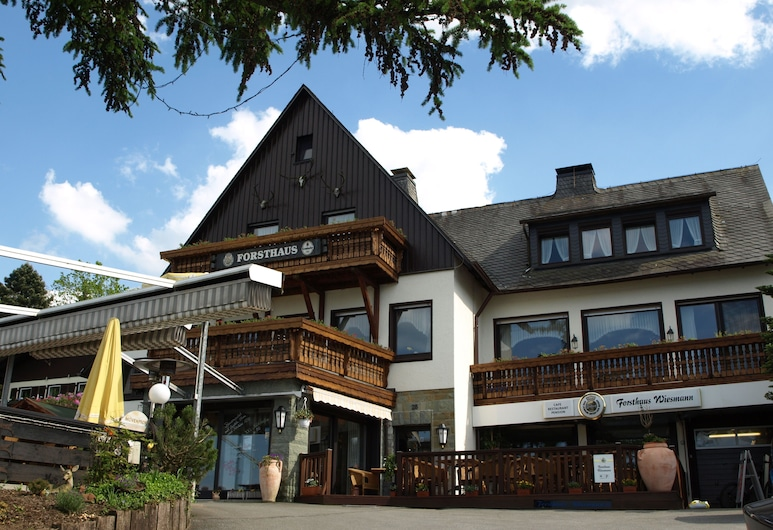 Forsthaus, Moehnesee