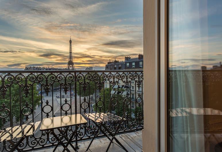 女爵酒店, 巴黎, 客房, 客房景觀