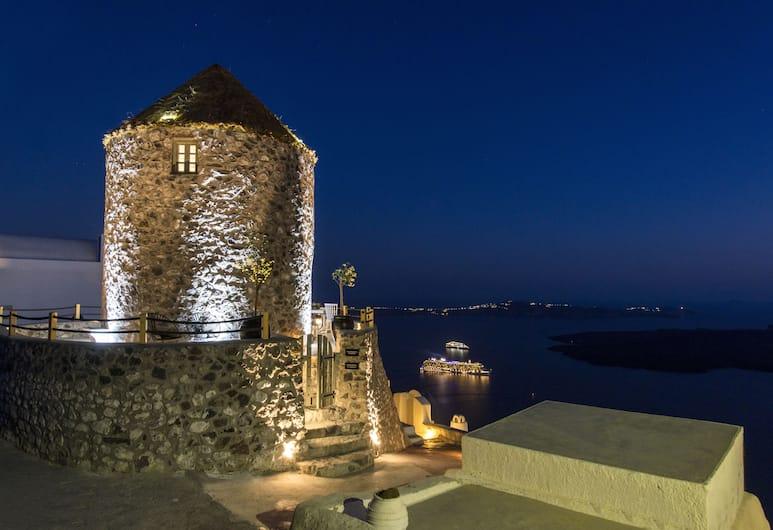 Windmill Luxury Villa, Santorini, Exterior