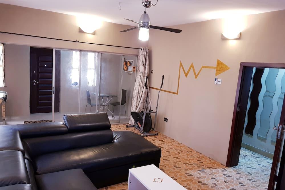 Apartment, 2 Bedrooms, Kitchen, Ground Floor - Ruang Tamu