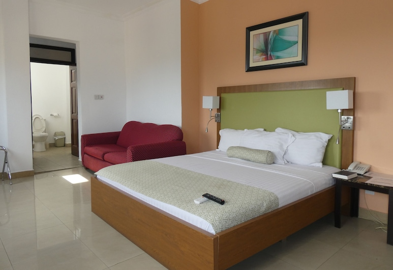 Prestige Suites, Accra, Junior Suite, Guest Room