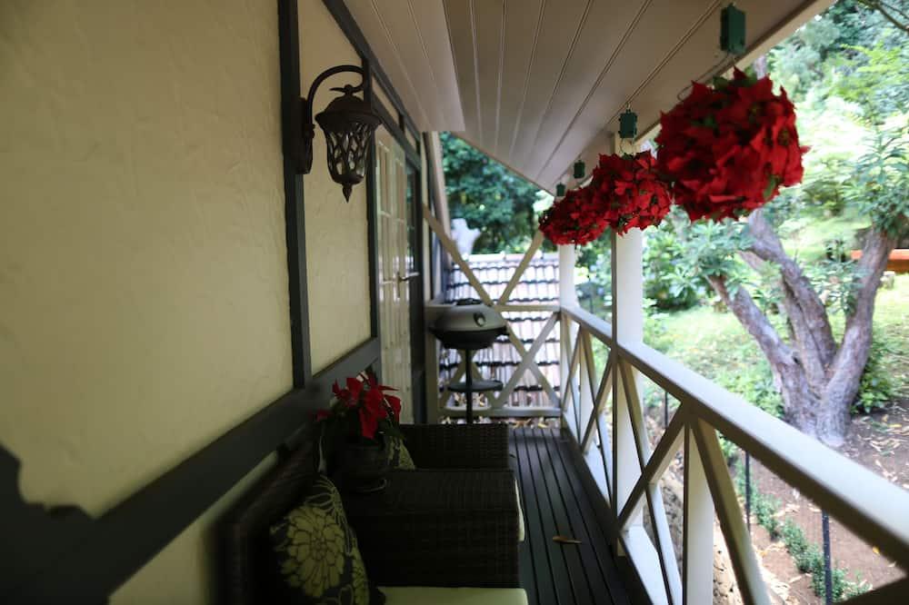 Luna Spa Suite - Balcony