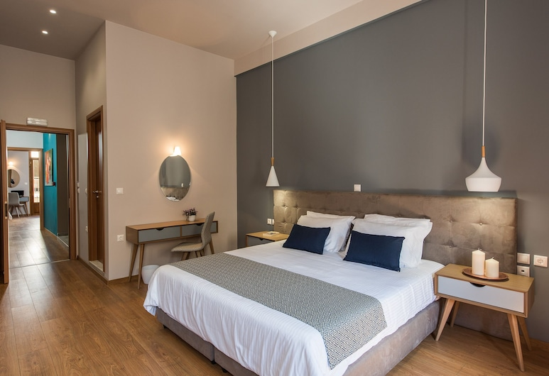 Bluebell Luxury Suites, Chania, Superior Suite, Guest Room