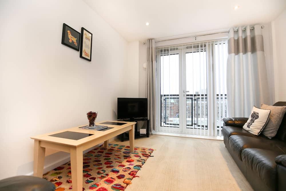 Luxury Apartment, 2 Bedrooms, 2 Bathrooms - City View