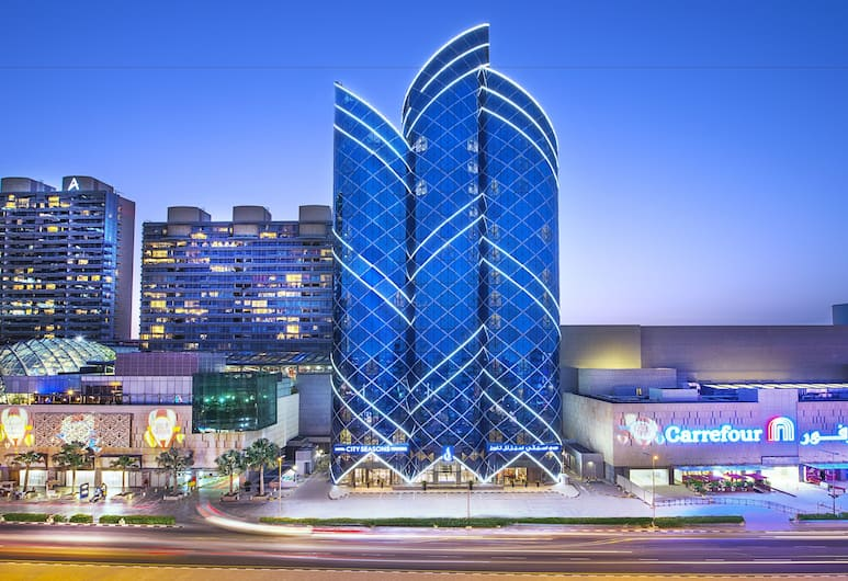 City Seasons Towers, Dubai
