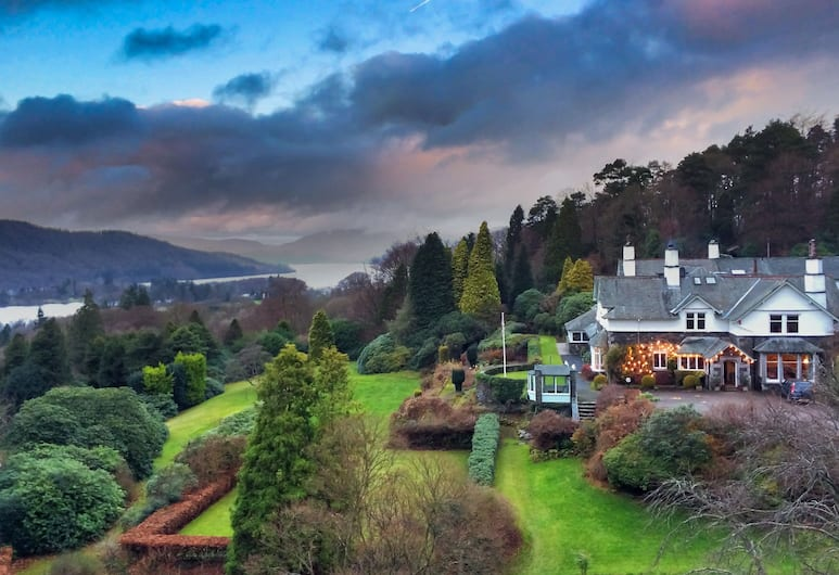 Lindeth Fell Country House , Windermere, Tasik