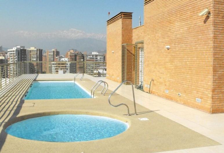 Intersuites Las Condes, Santiago, Vista desde el hotel
