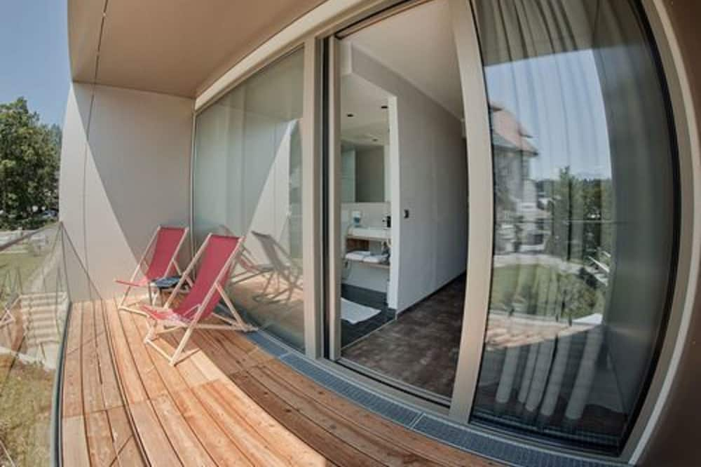 Одноместный номер «Комфорт», для некурящих - Балкон